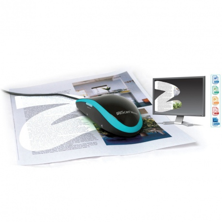 IRISCan Mouse - Souris Scanner